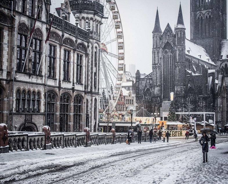 Winter Wonder Ghent