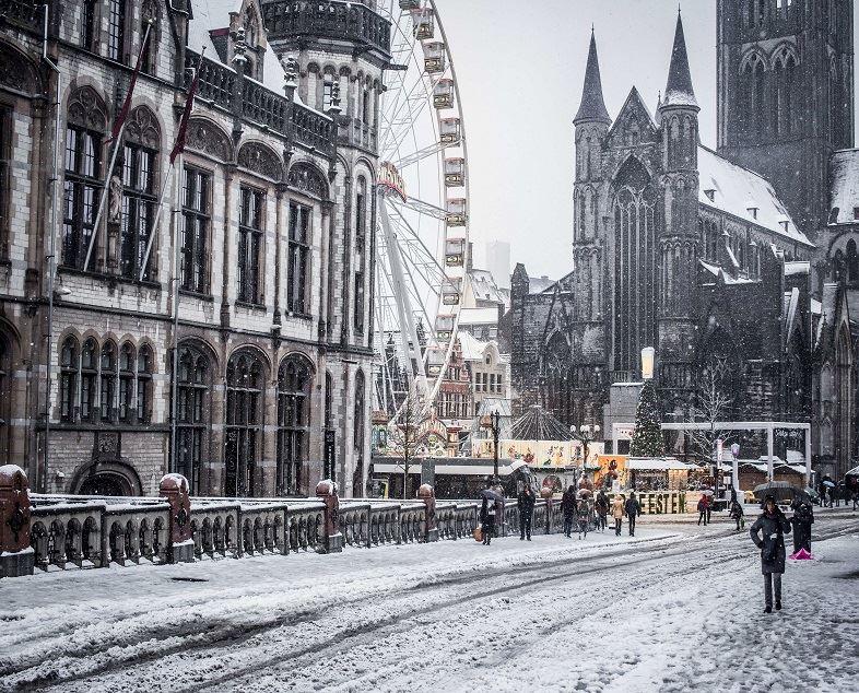 Winter Wonder Ghent
